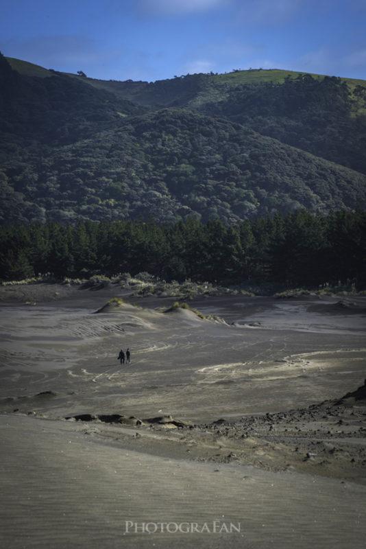 Wainamu Sand Dune