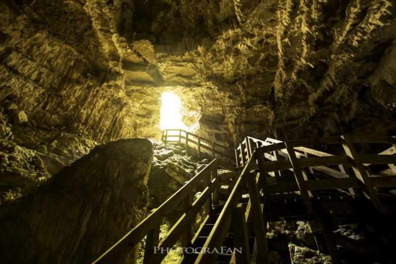 Piripiri Cave内部