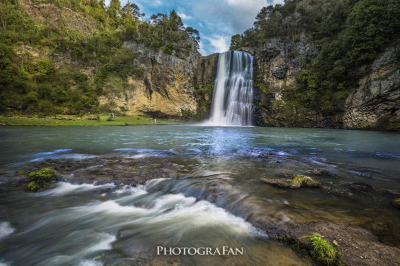 Hunua Falls Auckland