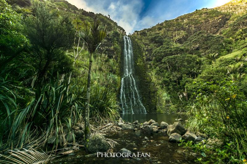 Karekare Falls, Auckland