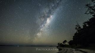 オークランドから40分で行ける天の川星景撮影の穴場スポットMaraetai