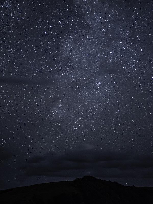 Tamron 90mmで星空撮影