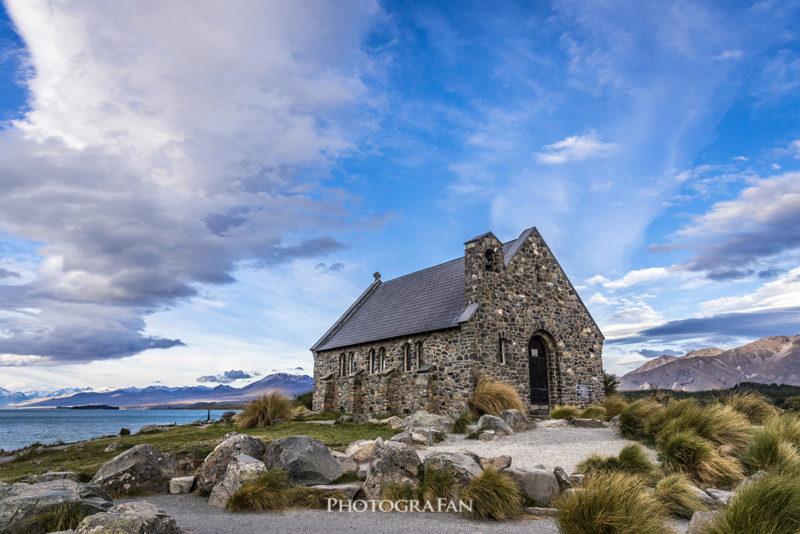 テカポ湖畔の善き羊飼いの教会