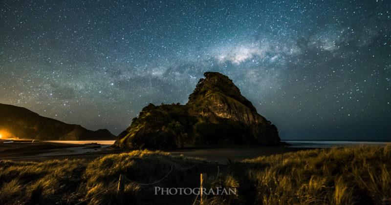 星空・天の川の撮影方法