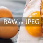 RAWとJPEGの違いを比較!写真はRAW保存が絶対おすすめな理由