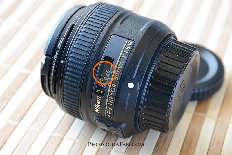 AF-S NIKKOR 50mm f/1.8