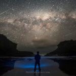 流れ星⭐を撮影するコツは毎年の三大流星群の時期を狙うのがポイント