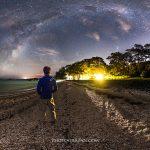 📸ニュージーランドの全天球360度パノラマ星景&天の川写真を一挙公開