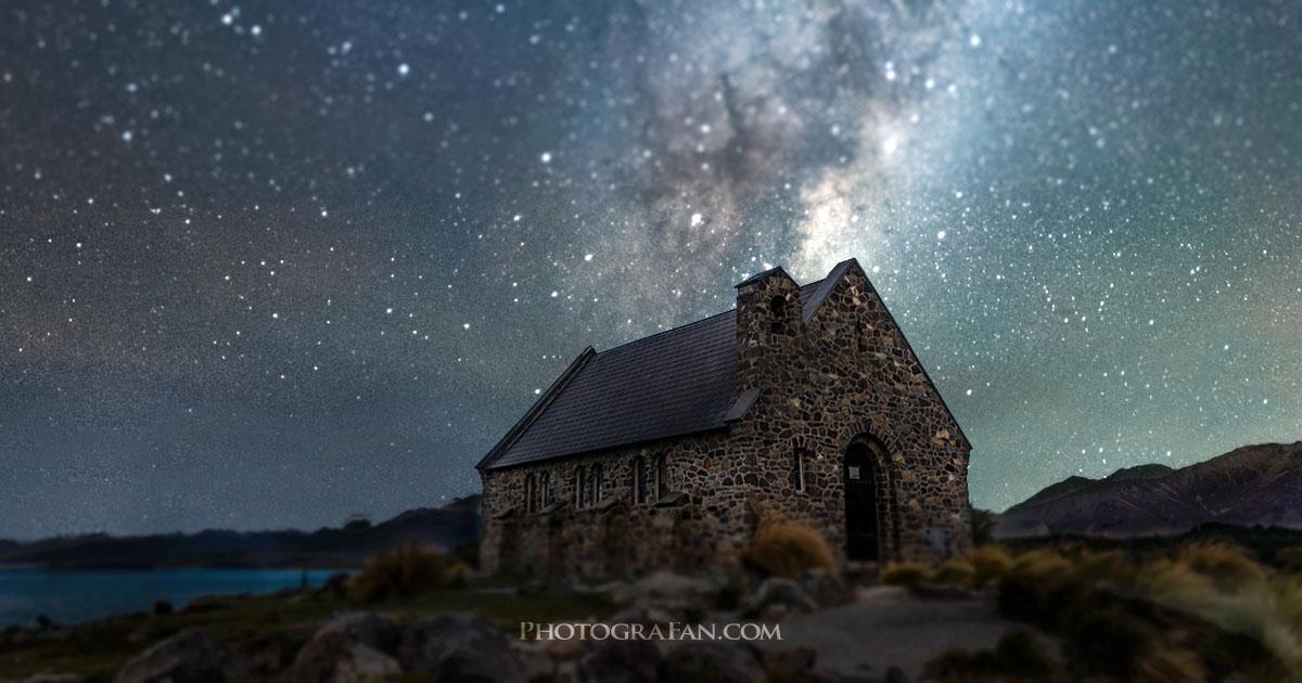 ニュージーランドの星空・天の川を徹底解説