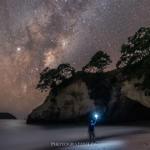 テカポを凌ぐ星空&絶景が広がるカセドラルコーブが凄かった